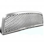 2012 Dodge Ram Chrome Mesh Grille