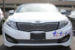2011 Kia Optima Chrome Stainless Steel Wire Mesh Grille