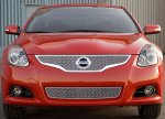 2011 Nissan Altima Sedan Chrome Stainless Steel Wire Mesh Grille
