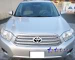 2010 Toyota Highlander Chrome Stainless Steel Wire Mesh Grille