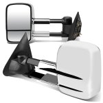 1999 Ford F150 Chrome Towing Mirrors Power