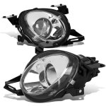 1993 Lexus SC400 Clear High Beam Projector Headlights