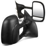 Ford F350 Super Duty 1999-2002 Towing Mirrors Power Heated