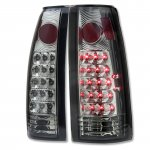GMC Yukon 1992-1999 LED Tail Lights Smoked Lenses