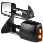 Toyota Tundra 2007-2017 Towing Mirrors Power Heated LED Signal Lights