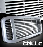 2005 Ford F250 Super Duty Chrome Billet Grille