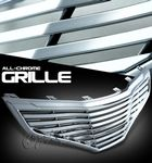 Honda Fit 2009-2010 Chrome Billet Grille