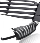 Chevy Avalanche 2003-2006 Black Bar Custom Grille
