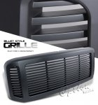 2005 Ford F250 Super Duty Black Billet Grille