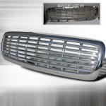 1999 Dodge Durango Chrome Billet Grille