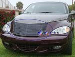 Chrysler PT Cruiser 2000-2005 Polished Aluminum Billet Grille