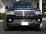 Lincoln Aviator 2003-2005 Aluminum Lower Bumper Billet Grille