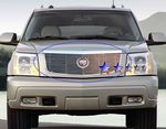 Cadillac Escalade 2002-2006 Polished Aluminum Billet Grille