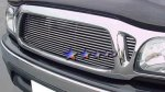 Toyota Tacoma 2001-2004 Aluminum Billet Grille