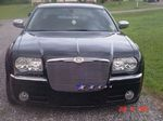 2008 Chrysler 300 Polished Aluminum Billet Grille