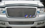 2004 Ford F150 Polished Aluminum Billet Grille