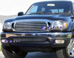Toyota Tacoma 2001-2004 Aluminum Lower Bumper Billet Grille