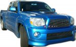 Toyota Tacoma 2005-2011 Aluminum Lower Bumper Billet Grille