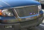 Ford Expedition 2003-2006 Polished Aluminum Lower Bumper Billet Grille