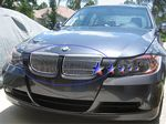 2006 BMW 3 Series Sedan Aluminum Vertical Billet Grille Insert