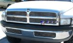 Dodge Ram 2500 1994-2002 Aluminum Lower Bumper Billet Grille