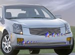 2006 Cadillac CTS Polished Aluminum Lower Bumper Billet Grille
