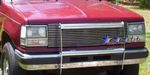 1990 Ford Bronco Polished Aluminum Billet Grille