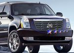 2009 Cadillac Escalade Polished Aluminum Billet Grille
