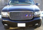 Cadillac Escalade 1998-2001 Polished Aluminum Billet Grille