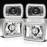 1988 GMC Safari SMD LED Sealed Beam Headlight Conversion