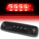 Jeep Cherokee 1997-2001 Black LED Third Brake Light