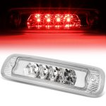 Jeep Cherokee 1997-2001 Chrome LED Third Brake Light
