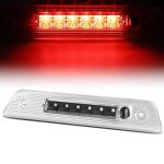 Jeep Liberty 2008-2012 Black LED Third Brake Light
