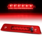 Jeep Liberty 2008-2012 Red LED Third Brake Light