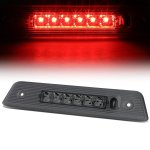 Jeep Liberty 2008-2012 Smoked LED Third Brake Light