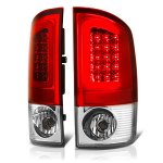 2005 Dodge Ram 2500 LED Tail Lights Tube