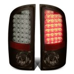 2004 Dodge Ram 3500 Smoked LED Tail Lights
