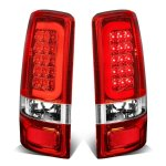 2002 GMC Yukon XL LED Tail Lights Tube