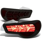 Scion FRS FT86 2013-2017 Smoked LED Tail Lights