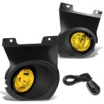 2009 Ford F150 Yellow Fog Lights Kit