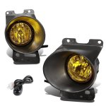 2006 Ford F150 Yellow Fog Lights Kit