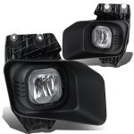 2015 Ford F550 Super Duty Fog Lights Kit