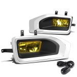 GMC Yukon 2015-2017 Yellow Fog Lights