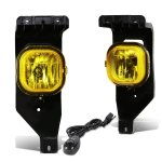 2005 Ford Excursion Yellow Fog Lights
