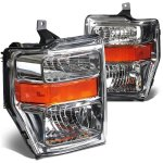 Ford F250 Super Duty 2008-2010 Headlights