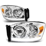 Dodge Ram 2500 2006-2009 LED DRL Headlights