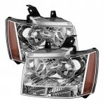 Chevy Tahoe 2007-2014 Headlights