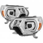 Toyota Tacoma 2012-2015 LED DRL Projector Headlights