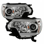 Toyota Tacoma 2012-2015 Projector Headlights LED DRL