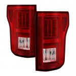 2015 Ford F150 LED Tail Lights